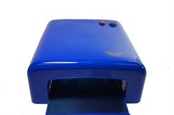 УФ лампа для ногтей 318 a-b (36 Вт) Синий - фото 5128