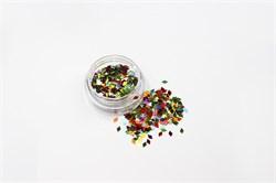 конфетти (камифубуки ) для ногтей .набор-ромбы - фото 5746