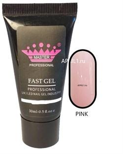 Акриловый гель . Polly gel  Цвет Pink - фото 6508