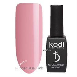 Каучуковая основа Kodi Pink 12 ml .Natural Rubber Base - фото 6656