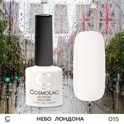 """Гель-лак """"CosmoLac"""" НЕБО ЛОНДОНА #15 - фото 6680"""