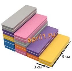 Бафы SunShine 9/3 см. упаковка 20 штук - фото 7582