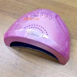 Лампа SUNone UV/LED гибридная 48 Ватт. Розовая - фото 8033