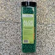 Плёночный горячий воск в гранулах. Aloe Vera 500 грамм.
